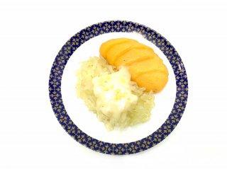 ミニチュア食品サンプル/カオニャオ・マムアン