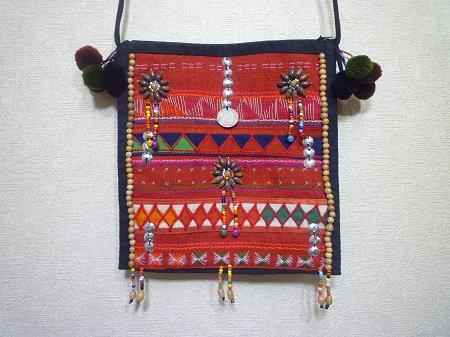 少数民族族ポシェットA-2