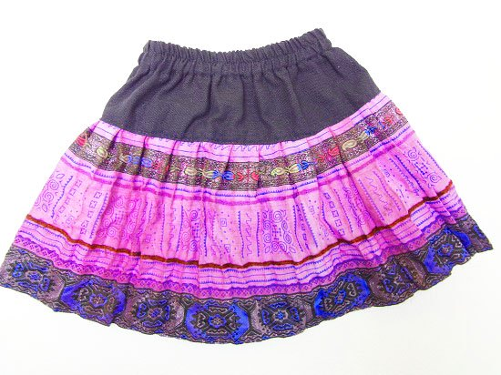 モン族・キッズ用スカート【1】