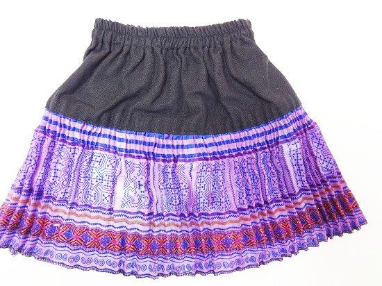 モン族キッズ用スカート【3】