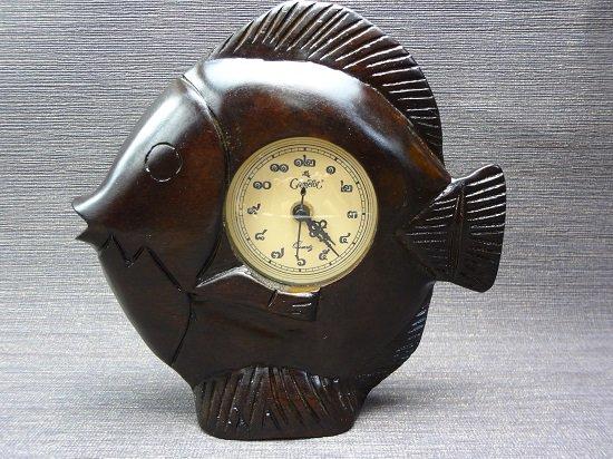 キャメロット・Camelot/魚の置き時計【6】
