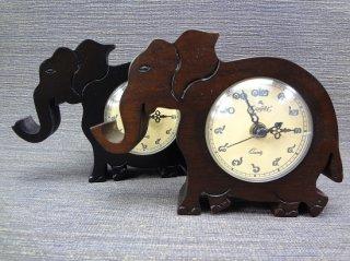 キャメロット・Camelot/象の置き時計【9】