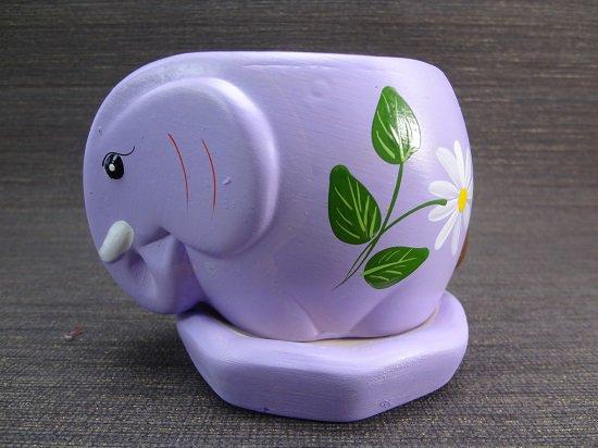 象さん植木鉢【1】