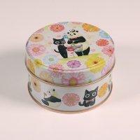 絢爛茶 缶入り(パンダ)  ティーパック10包入
