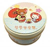 絢爛茶 缶入り(リラックマ(舞妓))  ティーパック10包入