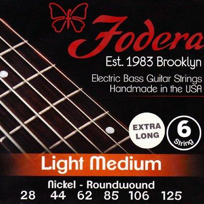 Fodera(フォデラ) NI28125 extra long (6弦ベース用)