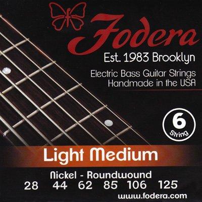 Fodera(フォデラ) NI28125 (6弦ベース用)