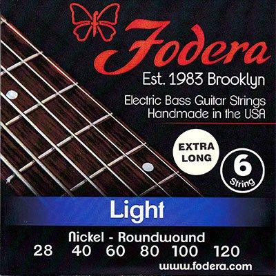 Fodera(フォデラ) NI28120  extra long (6弦ベース用)