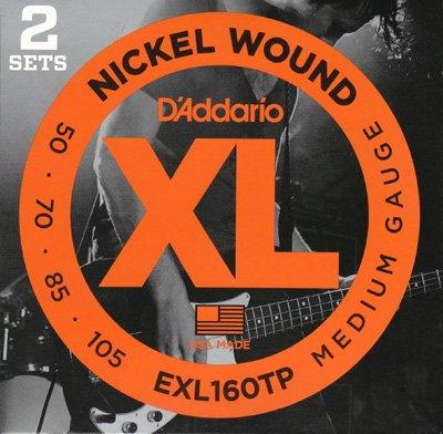 D'Addario(ダダリオ) EXL160TP