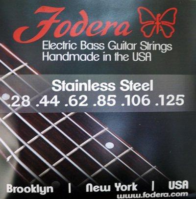 Fodera(フォデラ) SS28125 (6弦ベース用)