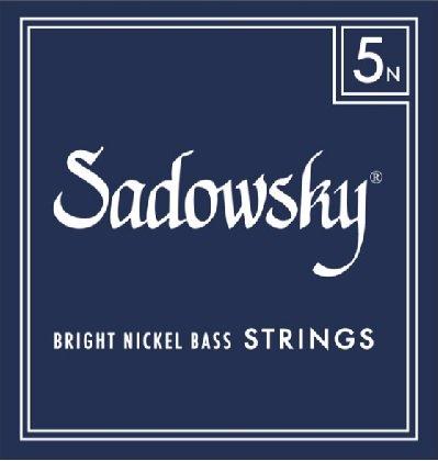 Sadowsky(サドウスキー) SBN40B-BLUE(5弦ベース用)