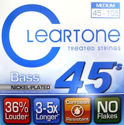 Cleartone(クリアトーン) Bass Medium 45-105