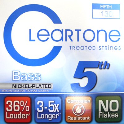 Cleartone(クリアトーン) 5th string .130 (5弦ベース用)