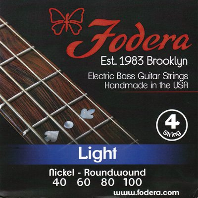 Fodera(フォデラ) NI40100