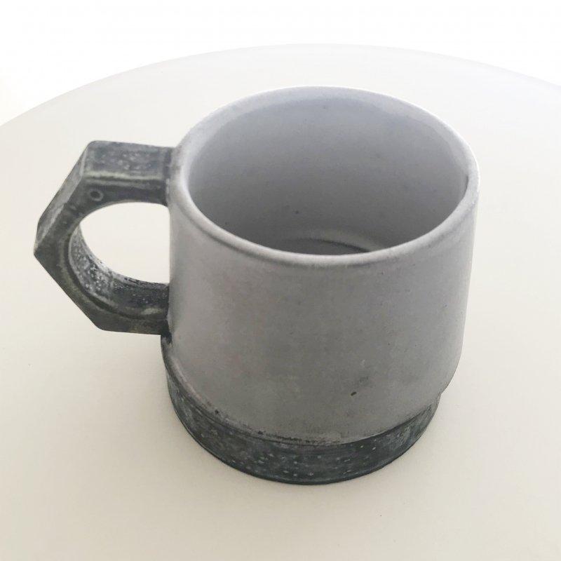 片瀬和宏 マグカップ グレー2