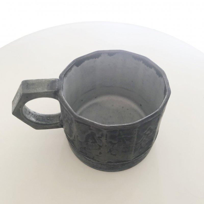 片瀬和宏 マグカップ ブラウン