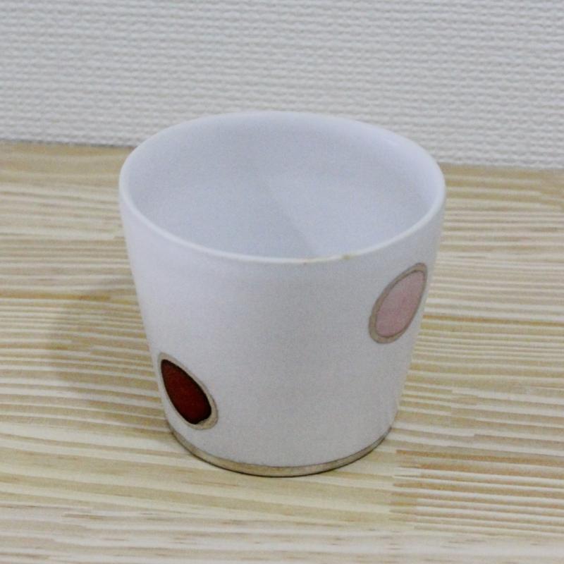 徳田吉美 カップ中 水玉 3