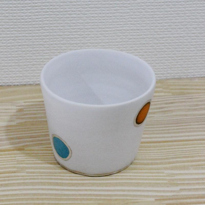 徳田吉美 カップ中 水玉 4