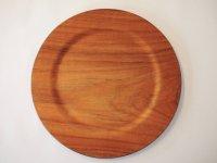 Denmark/デンマークから届いたTeak plate/チークプレート(26cm)