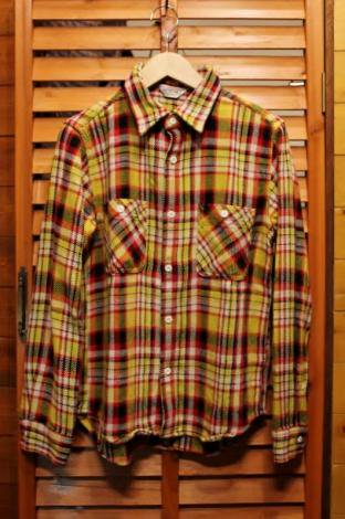 Five Brother Heavy Flannel Work Shirts 151295