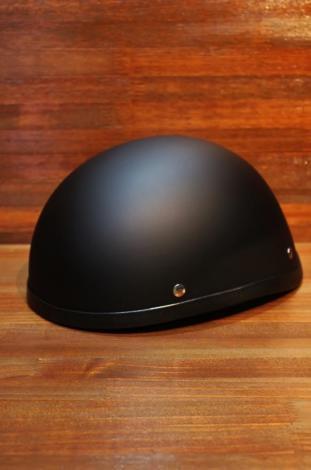 TT&CO. ティーティー・アンドカンパニー USA イーグル ハーフヘルメット マットブラック