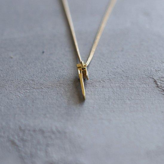 鋳造ペグ|ネックレス|
