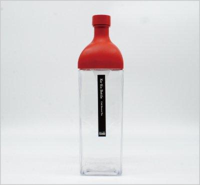 フィルターインボトル(赤:1,200ml)