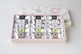 「HOKORO〜ほころ〜」生チョコクッキー 15袋入セットA