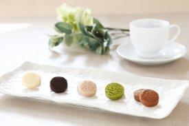 「HOKORO〜ほころ〜」濃厚な口どけ生チョコクッキー15袋入【常温】