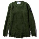 Knit Crew Neck(Olive)