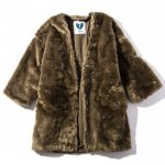 Woman Far JKT(Olive)