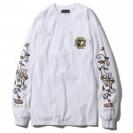 Mi corazon L/S T-shirts(White)
