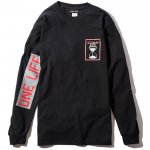 One Life L/S T-shirts(Black)