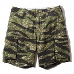 Camo Cargoshorts(Tiger Camo)<img class='new_mark_img2' src='https://img.shop-pro.jp/img/new/icons5.gif' style='border:none;display:inline;margin:0px;padding:0px;width:auto;' />