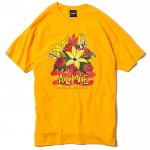 ALIVE T-shirts(Yellow)