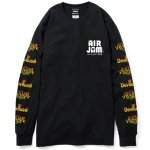 AIRJAM2018×Deviliuse L/S(Black)<img class='new_mark_img2' src='https://img.shop-pro.jp/img/new/icons53.gif' style='border:none;display:inline;margin:0px;padding:0px;width:auto;' />