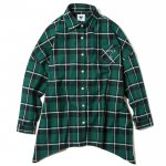 Woman Check Shirts(Green)