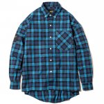 Check Shirts(Blue)<img class='new_mark_img2' src='https://img.shop-pro.jp/img/new/icons1.gif' style='border:none;display:inline;margin:0px;padding:0px;width:auto;' />