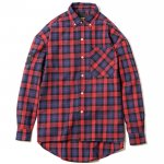 Check Shirts(Red)<img class='new_mark_img2' src='https://img.shop-pro.jp/img/new/icons1.gif' style='border:none;display:inline;margin:0px;padding:0px;width:auto;' />