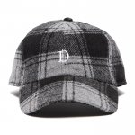 Check D Cap(Black×White)<img class='new_mark_img2' src='https://img.shop-pro.jp/img/new/icons1.gif' style='border:none;display:inline;margin:0px;padding:0px;width:auto;' />