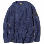 Knit Crewneck(Navy)
