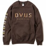DVUS Crewneck(Brown)