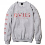 DVUS Crewneck(Mix Gray)