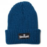 Logo Beanie(Blue)<img class='new_mark_img2' src='https://img.shop-pro.jp/img/new/icons53.gif' style='border:none;display:inline;margin:0px;padding:0px;width:auto;' />
