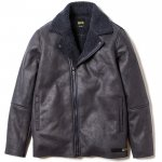 Mouton Riders JKT(Navy)