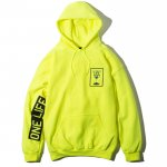 Love Life Pullover Hooded(Neon Green)