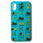 Hieroglyphica iPhone Case (Green)