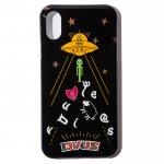 UFO iPhone Case (Black)