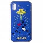 UFO iPhone Case (Blue)