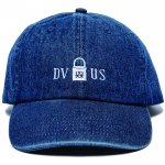 Padlock Cap(Denim)<img class='new_mark_img2' src='https://img.shop-pro.jp/img/new/icons1.gif' style='border:none;display:inline;margin:0px;padding:0px;width:auto;' />